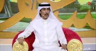 قصيدة بالفصحى لنجم شاعر المليون محمد السكران